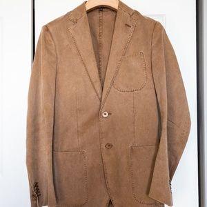 Suitsupply Brown Copenhagen 36 R